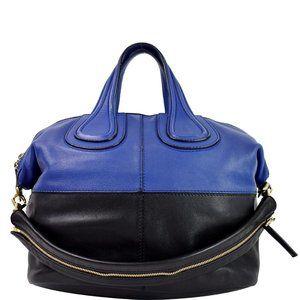 GIVENCHY Nightingale Medium Bicolor Leather